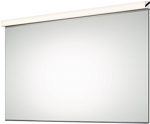 Sonneman 2552.01 Slim Horizontal LED Mirror Kit Vanity -