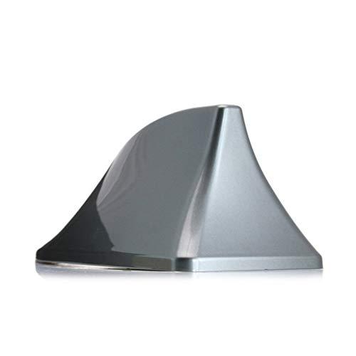 N\A Antena de Coche aéreo Tiburón de la Antena del Coche de la señal de Antenas Antena de Aleta de tiburón (Color : Gray)