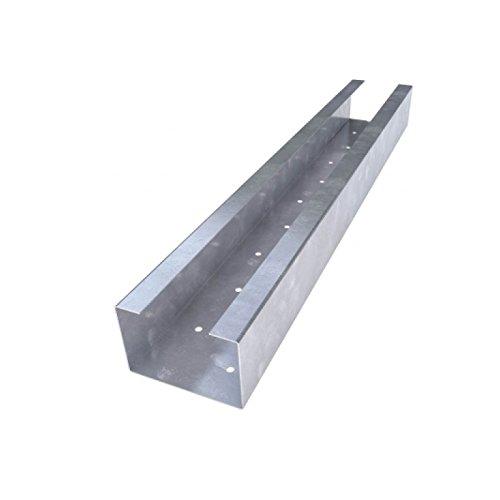 Dachlattenverbinder 40 x 60 mm - Länge 400 mm