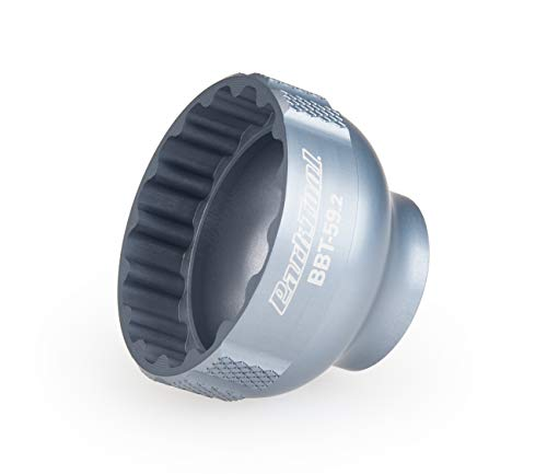 Park Tool BBT-59.2 Bottom Bracket Tool-41mm, Attrezzo Unisex-Adulto, Blu