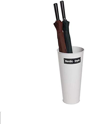 HEWEI Home Office Paraplu Magische Paraplu Opslag Plank Scherm Emmer CHFYG (Kleur: Zwart)
