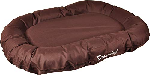 Karlie 5258220 Kissen Dream Brown L: 100 cm B: 70 cm H: 13 cm