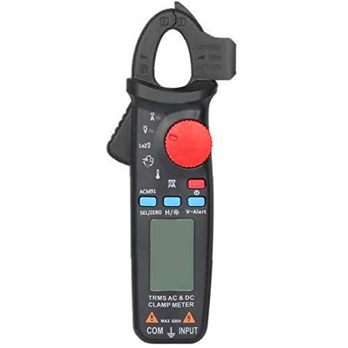 NaisiCore Probador de Voltaje de diodo medidor multímetro Digital Multi probador del amperímetro del voltímetro Ohmímetro AC/DC Ohm voltios amperios