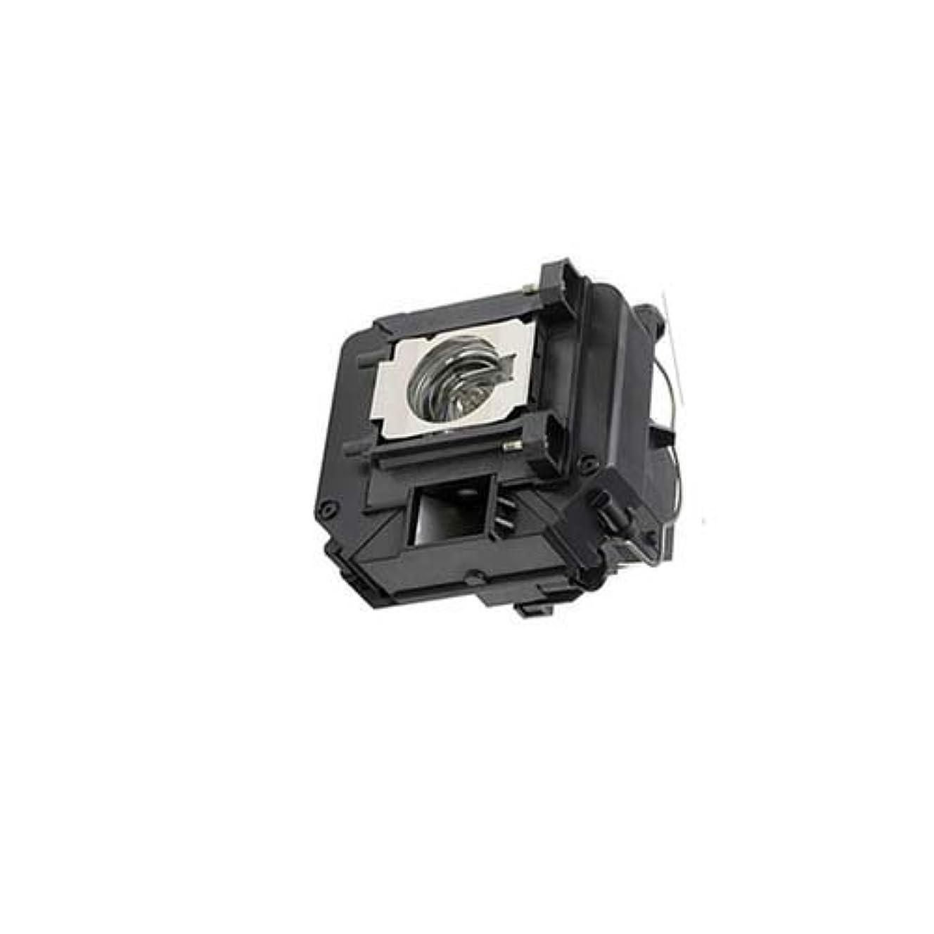 衣類漏れ読みやすさDLP Projector Lamp Bulb Module Replacement For Optoma EP730 EP735 Projecion [並行輸入品]