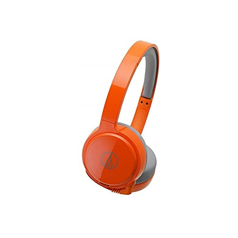 増幅する雇用者クリーナーAudio-technica ATH-WM77/OR ヘッドフォン自己巻線 ATHWM77 Orange [並行輸入品]