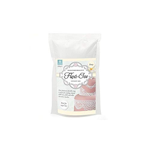 Squires Kitchen High Performance Flexi-Ice 250g Instant Mix Ivory