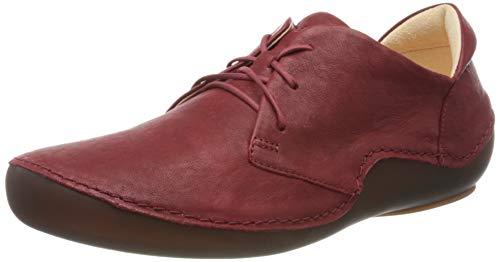 Think! Damen 686066_KAPSL Sneaker, Rot (Cherry 73), 38 EU