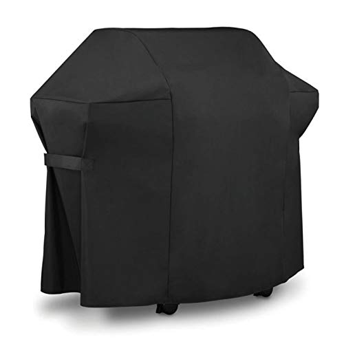 SALUTUYA Cubierta de Parrilla de Estufa portátil al Aire Libre Cubierta Protectora de Parrilla de Barbacoa Durable Impermeable para Picnic(152 x 76 x 122cm)
