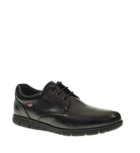 Cordon/Blucher - Hombre - Negro - onfoot - 8901-40