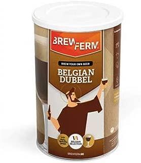 手作りビール キット缶 ブルーファーム ベルジャンデュベル 1500