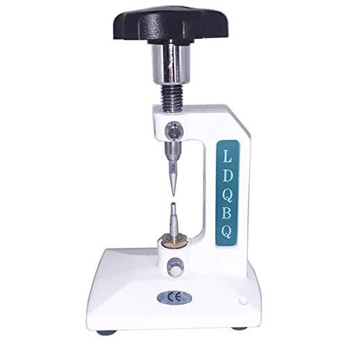 Tuning-Werkzeug, langlebig, manuelle Ausrüstung, Brillen-Reparatur, weiß, professionell, für Schreibtisch, Nase, Brücke, Hebeschraube, Schraubenausdreher