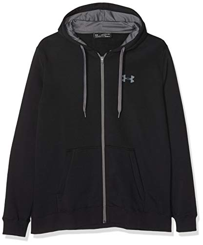 Under Armour Rival Fitted Full Zip - Sudadera Hombre
