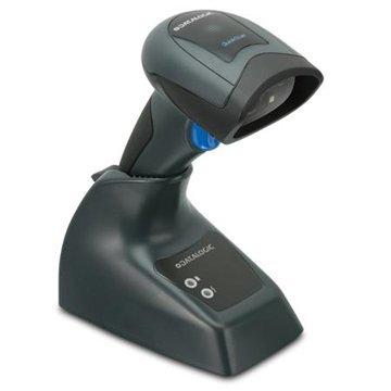 Datalogic Scanning QBT2430-BK-BTK1 QuickScan QBT2430, Bluetooth, Kit, USB, 2D Imager, Black barcode quickscan scanner