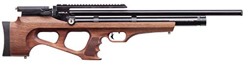Benjamin Akela BPA22W .22-Caliber PCP-Powered Multi-Shot Side Lever Hunting Air Rifle, Bullpup