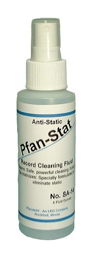 Pfan-Stat Record Cleaning Fluid