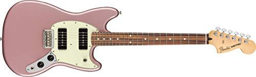 Fender Mustang 90 - Pau Ferro - Burgundy Mist Metallic