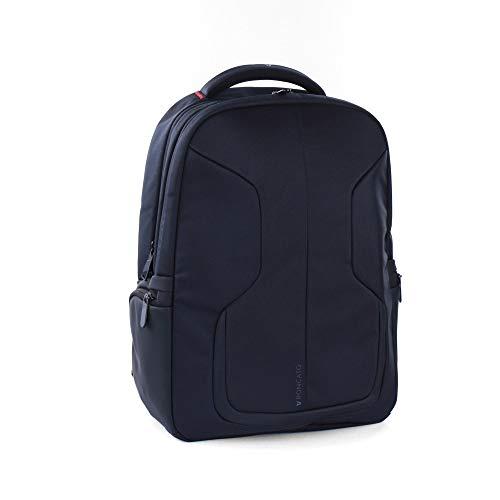 RONCATO Surface zaino porta pc 15.6'' 2 comparti con usb Blu notte