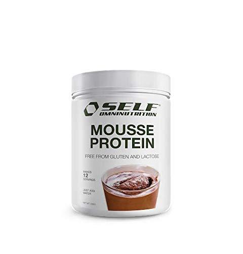 Mousse Protein preparato proteico per dessert 240 gr.