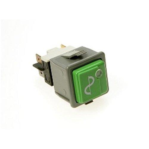 Ignis Whirlpool Refrigeration Green Interrupteur références d'origine 480132100992