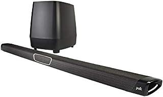 Polk Audio Magnifi Max Home Theater Soundbar with Wireless Subwoofer - Black