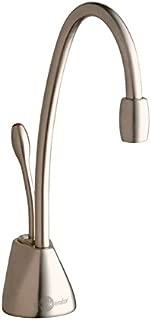 InSinkErator Contemporary Instant Hot Water Dispenser Faucet, Satin Nickel, F-GN1100SN