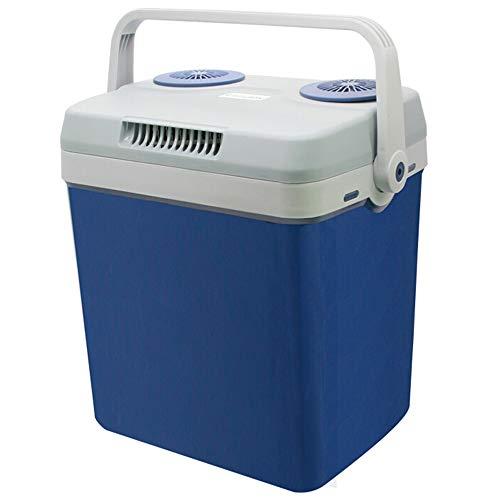 DQM elektrische radiator voor auto en freezer, voor op reis, draagbaar, met automatische handgreep