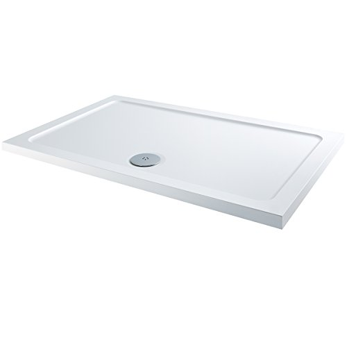 MX Elements Low profile Stone Shower Tray 1200 x 760