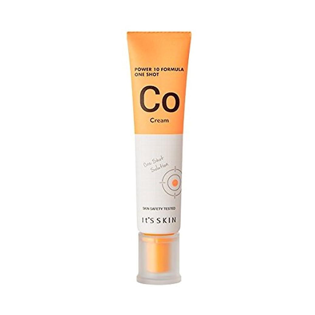 政策許す考慮[New] It's Skin Power 10 Formula One Shot Cream (Co) / イッツスキンパワー10 フォーミュラワンショットクリーム [並行輸入品]