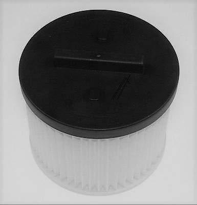 BLACK & DECKER FILTRO HEPA CILINDRO BIDONE ASPIRAPOLVERE 20L WBV1450 WBV1405P
