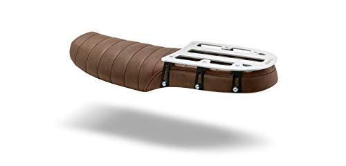 CX500 Deluxe Scrambler Sitzbank mit Gepäckablage