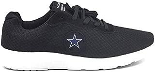 CHNNFC Football Team Logo Embroidered Lightweight Walking Athletic Shoes Sport Jogging Running Sneakers for Men Women - Pick Team