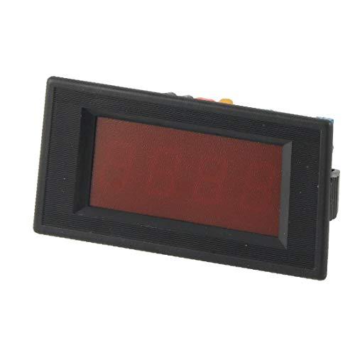 X-DREE DC 0-500V 3 Hochleistung 1/2 Ziffern Rote LED wesentlich - Anzeige Spannungsmessgerät gut gemacht Voltmeter(2fb-67-6e-84e)