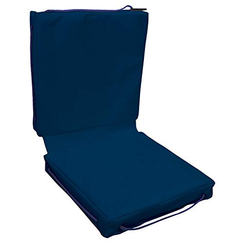 Lalizas 11516 Cojin de Cubierta con Flotabilidad, Azul, 83 x 40 x 6.5 cm
