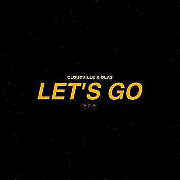 Let's Go (feat. Olas, Kid Kit, Teabag-San, Grimreaperinjapanese, Jonesy & Trillynewdams)