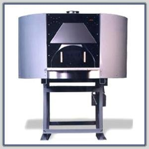 Earthstone 130-PAGW Gas/Wood Combination Oven : Earthstone 130-PACB::Coal
