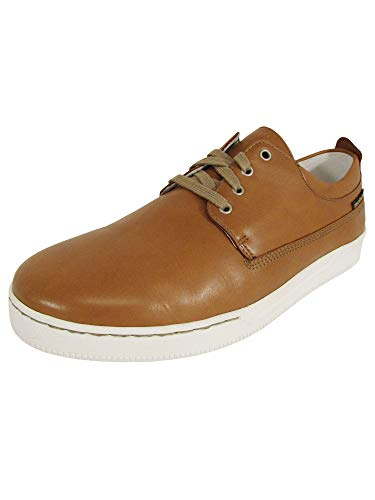 Mobils Ergonomic Mens Albano Lace Up Oxford Sneaker Shoes, Desert, US 9.5