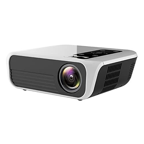 LJJSMG Projectors Movie Projector Portable Projector Projector1080p,Mini Projectors Home,20000Hours Lamp Life,3000Lumens Projector,Suitable for Home Theater Movies and Outdoor Projectors