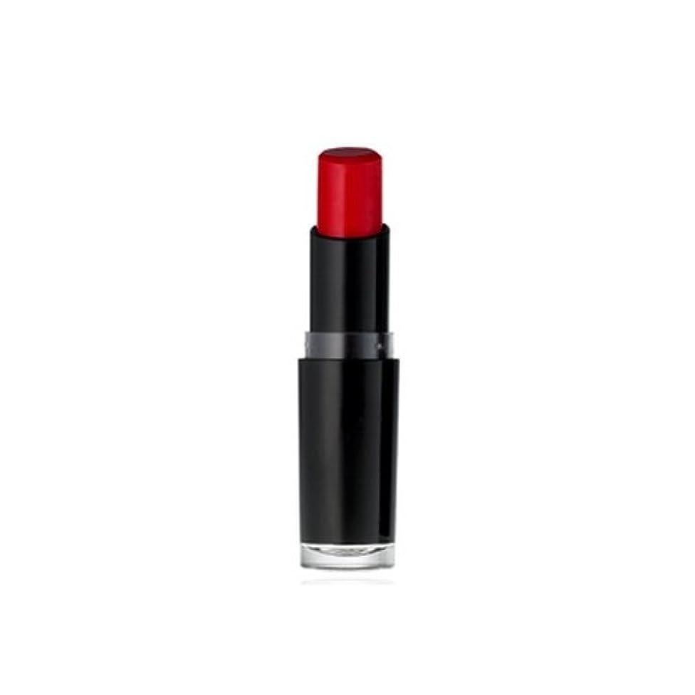 上院議員圧力ぎこちない(6 Pack) WET N WILD Mega Last Matte Lip Cover - Red Velvet (並行輸入品)