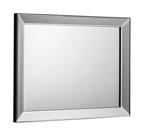 Julian Bowen. Soprano. Espejo para vestirse, Cristal Transparente, Bevelled Glass, 80 x 60 x 4 cm