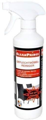 CleanPrince Geflechtmöbel-Reiniger 500 ml Rattan Korb UV-Licht Polyrattan