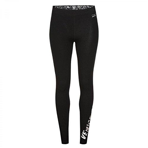 Venice Beach Damen Sporthose Arianna Pants, Schwarz, XL