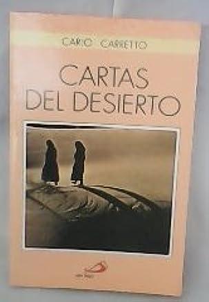 Cartas del desierto (Bolsillo) (Spanish Edition)