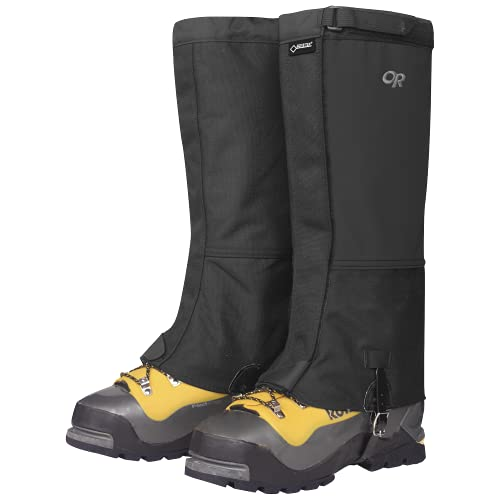 Outdoor Research Mens' Expedition Crocodile Gaiters