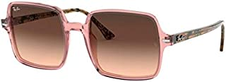 Ray-Ban SQUARE II RB 1973 PINK/BROWN PINK SHADED 53/20/140 women Sunglasses
