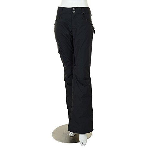 Burton Snowboardhose W TWC Crush Pants - Pantalones de esquí para Mujer, Color Negro, Talla L