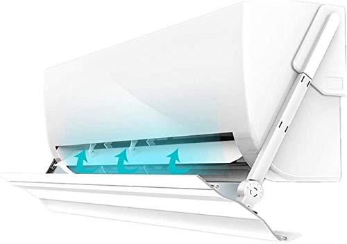 YPSMLYY Klimaanlagen-Deflektor Einstellbarer Luftauslass Der Windschutzscheibe Mit Einstellbarem Winkel Geeignet Für Verschiedene Längen des Klimaanlagen-Deflektors,90cm