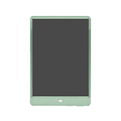 SmallPocket 10 Inch LCD Writing Tablet Electronic Drawing Pad for Entertainment, Learning and Work for Children and Adults: Multiple Colors Available green