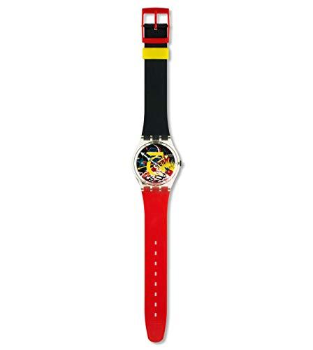 Swatch - RORRIM 5 GZ107 (Tadanori Yokoo - 1987)