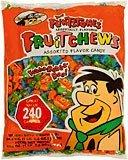 Albert's Fruit Chews - Flintstone Flavors (240 Candies)