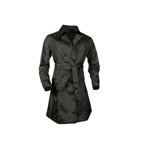 Regenmantel Ladies Noir Taille M